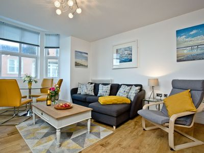 Photo for 2BR Apartment Vacation Rental in Torcross, Devon