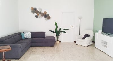 Photo for Large and bright apartment equipped with all comforts.