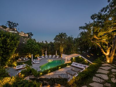 Photo for Hollywood Hills Designer Estate | 5 BED | Pool