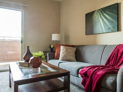 Photo for Bold + Trendy | Parking | 1 Mi from Uptown @ 2BR