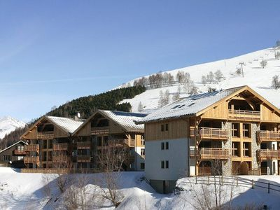 Photo for A very comfortable luxury apartment, near the ski-run.
