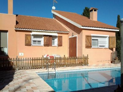 Photo for Beautiful holiday home with private pool