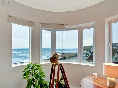 Photo for Spectacular  Unique Art Deco  Flat With Uninterrupted Sea Views  for 4 guests