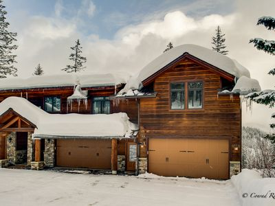 Photo for LUXURY Ski In/Ski Out 5 Bedroom + Office Townhome (3,700 sq. ft.) Sleeps 12