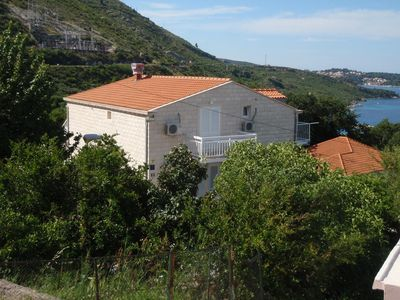 Photo for Apartment in Plat (Dubrovnik), capacity 2+1