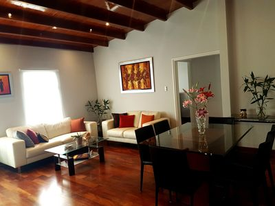 Photo for Apartment in the safest area of Lima, Peru