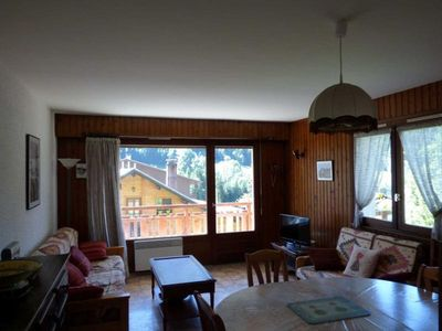 Photo for Apartment Le Grand-Bornand, 2 bedrooms, 5 persons