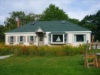 Charming 3br Cottage Overlooking Johns Bay Vrbo