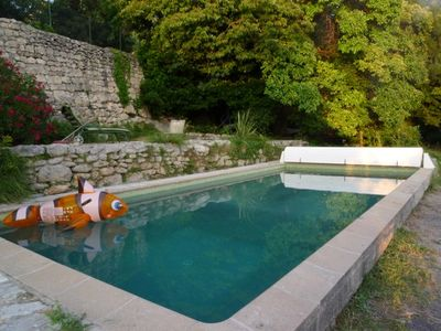 Photo for Gite With Private Pool, Large Garden, Near Centre, Pet-friendly, 30 Km from Sea