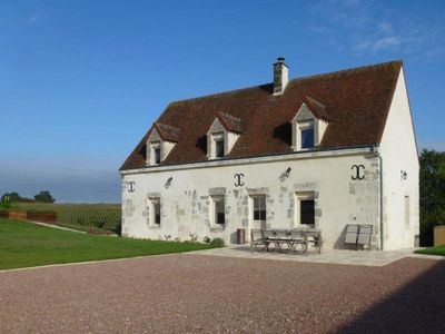 Photo for Gite Mauves-sur-Huisne, 5 bedrooms, 12 persons