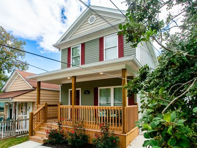 Photo for New Construction 3BR/2.5BA by U of Louisville, 3 Miles to Downtown, 6 beds, Deck