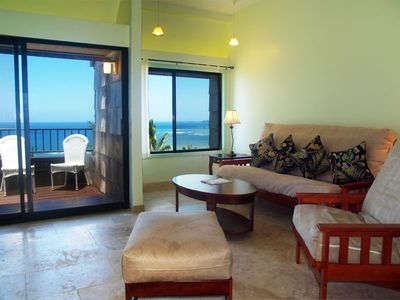 Photo for Sealodge H9 - Private Top floor condo with incredible ocean view! Close to hillside beach trail