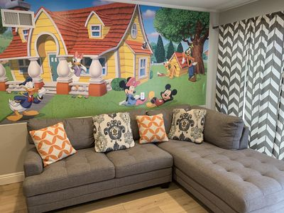Photo for WOW Suite 3, Pool/Spa/WiFi/AC/Netflix, Across the Street from Disneyland