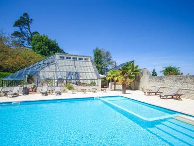Photo for Luxury Cottage with Pool and 4 Bedrooms near D-Day