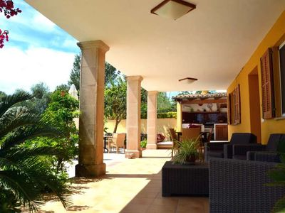 Photo for MARINA I- Chalet 7 pax in Pollença. Majorca. Views to the sea Smart TV. BBQ Private Pool -00049- - Free Wifi