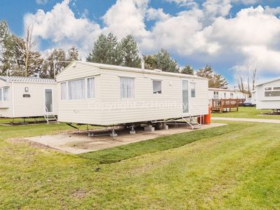 Photo for 6 berth mobile home for hire Broadland sands holiday park, Suffolk ref 20179