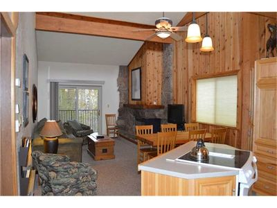 Photo for Vaulted Ceilings and Beautifully Updated One Bedroom Winter Park Condominium Near Winter Park Resort