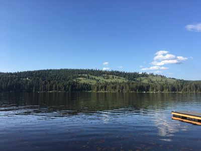 Photo for Whitetail Cabin on Placid Lake - WiFi - Dock - Pets Welcome!