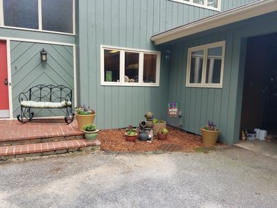 Photo for Private 2 acres on golf course, indoor pool, minutes from TIEC/WEG