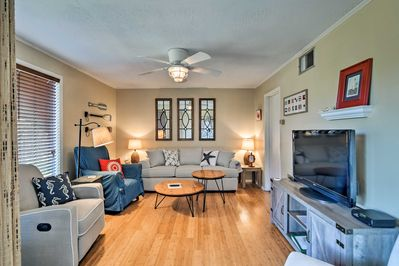 Make yourself at home inside this charming vacation rental condo!