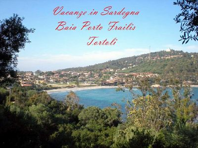 Photo for Holiday home in the bay of Porto Frailis
