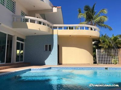 Photo for Villa: 4 bedrooms(ELECTRICITY inclueded), 2 pools,Spacious designer decor villa
