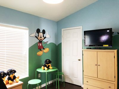 Photo for Last Mins Deal $99/night , May 11-17,2 Miles To Disney, 3 BD, 3 BA, Private Poo