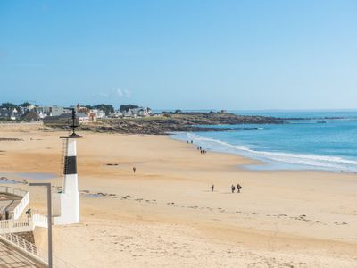 Photo for Apartment Roch Maria in Quiberon - 4 persons, 2 bedrooms