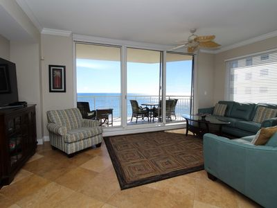Photo for Indigo East 906- Beach Front View with Luxurious Interior and Amenities!