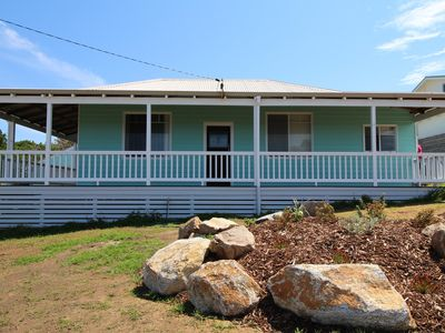 Photo for Storm Bay View - lookout over the ocean and is dog friendly - Storm Bay View - dog friendly