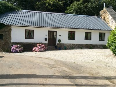 Photo for Rural converted stable with garden