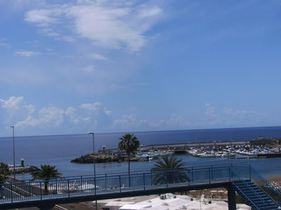 Photo for 2 Bedroom apartment with beach and sea views in Puerto Rico. Gran Canaria