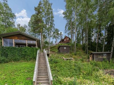 Photo for Vacation home Villa kumpare in Lohja - 7 persons, 4 bedrooms