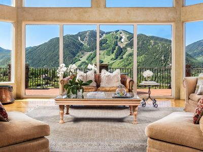 Photo for Elegant Red Mountain Home; Spectacular Views from Every Room