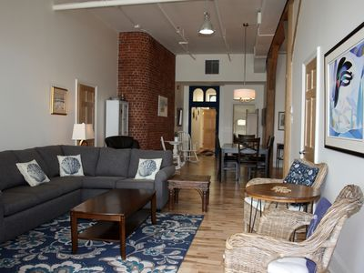 Riverfront 4 Bedroom, 5 Bathroom Spacious Condo in the Heart of Old Quebec