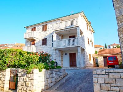 Photo for 3BR Apartment Vacation Rental in Postira, island of Brac