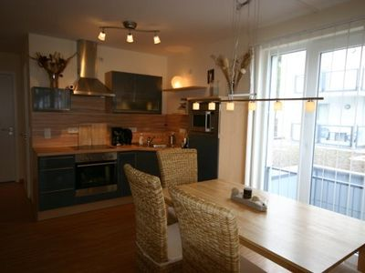 Photo for beach near (50m), this comfortable apartment for families with kids. u. Pets