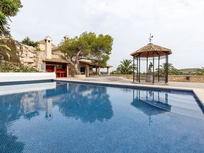 Photo for OASIS DEU - Villa with private pool in Cullera.