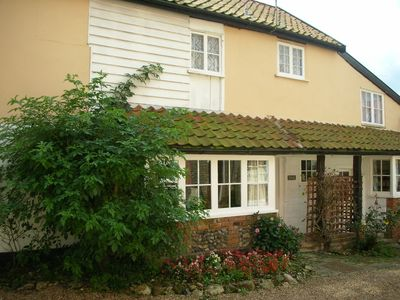 Photo for Detached 3 Bedroom Period Cottage In The Waveney Valley