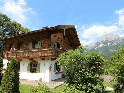 Photo for Quaint Chalet in Ellmau with Barbecue