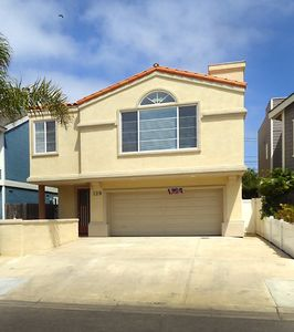Photo for Silver Strand Beach Home, Just Steps to the Sand! 3 Bed, 3 Bath + Den  Sleeps 10
