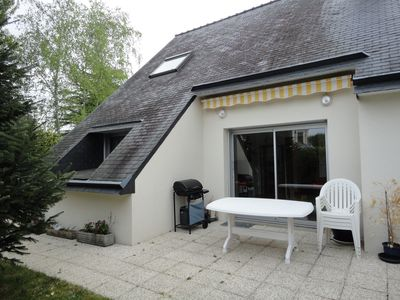 Photo for Between Concarneau and Beg-Meil, nice house well equipped for 6 to 8 people