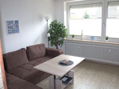 Photo for 2Raum apartment in the heart of Büsum. 1-2 people, central location