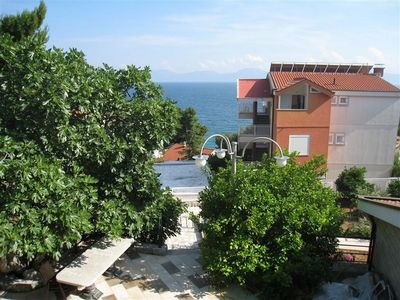 Photo for Apartment in Podaca (Makarska), capacity 2+4