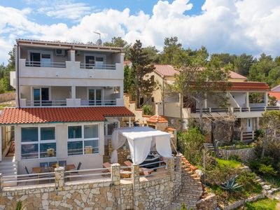 Photo for Apartments- Habek- apartment the View (6+2), Basina, Hvar,