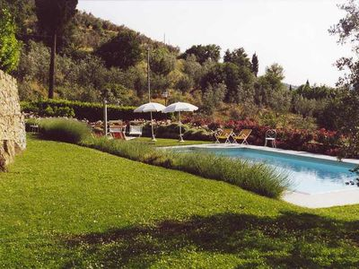 Photo for Four Bedroom Detached Villa Castiglion Fiorentino   Villa Guardian is a gorgeous stone country house