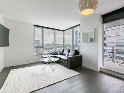 Photo for D36 - Bright 2 Bedroom In Downtown Vancouver