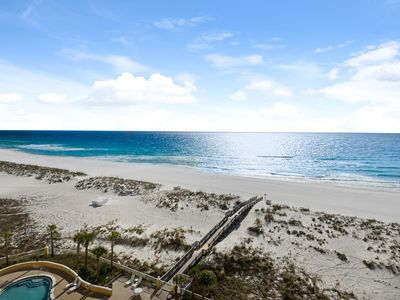 "Photo for ""7th Heaven"" at Emerald Isle. 2 bedroom/2 bathroom Gulf Front. Free WiFi"
