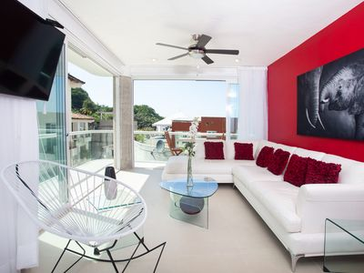 Photo for 2BD Condo for rent in Old Town, Puerto vallarta