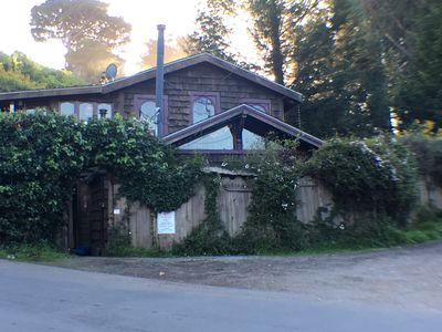 Photo for The Bolinas Cottage-Just a Minit!